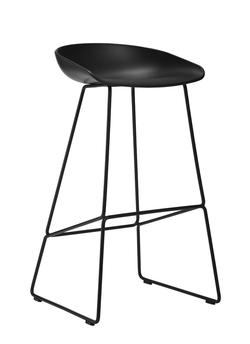 About Stool AAS38 Pat'n/Negro