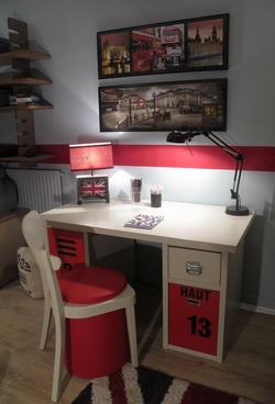 Escritorio Infantil New Worker