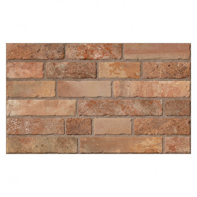 Revestimiento de pared Brickwork color teja